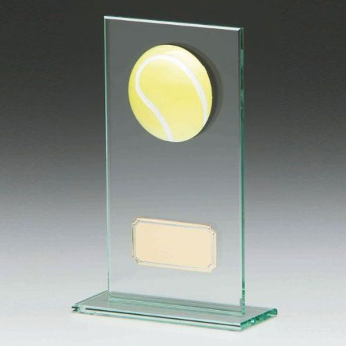 Horizon Tennis Jade Glass Award 140mm